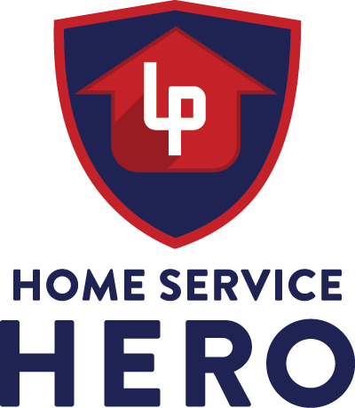 LPI Home services logo - Blue